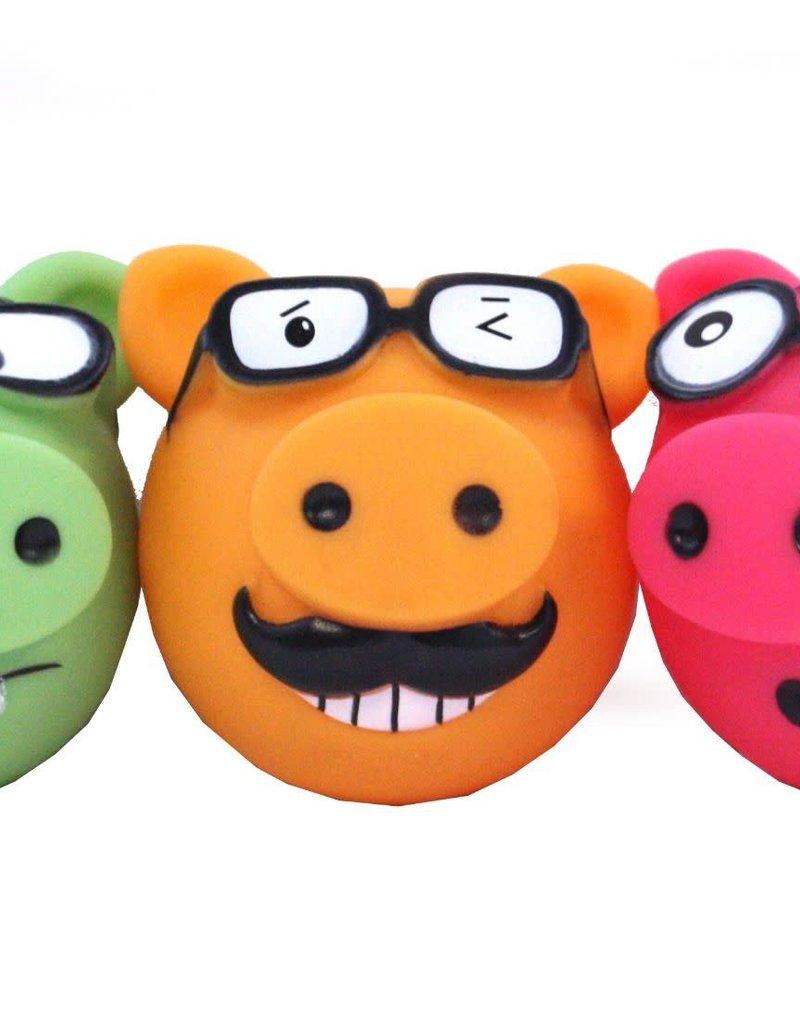 Happy Pet Piggles Small  Vinyl Dog Toy