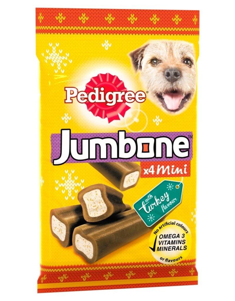 Pedigree Turkey Jumbone Mini 4 pack
