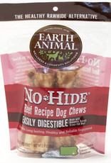 Earth Animal No Hide Beef Recipe Chews 2 pack