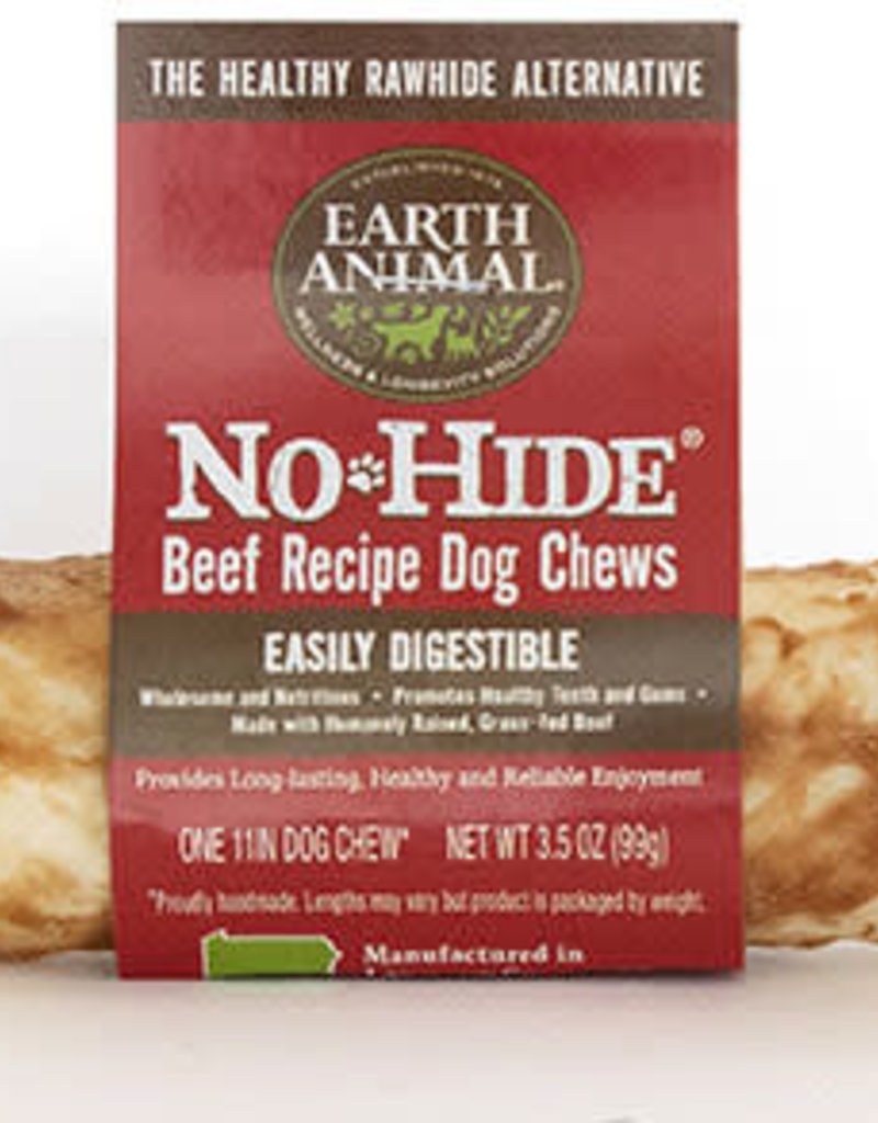 Earth Animal No Hide Beef Recipe One Dog Chew