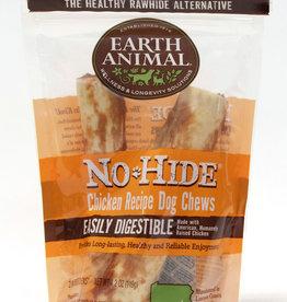 Earth Animal No Hide Chicken Recipe Chews 2 pack