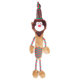 Rosewood Christmas Large Lennon the Lion Dog Toy
