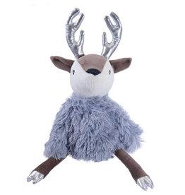Rosewood Christmas Luxury Rudy Reindeer Dog Toy