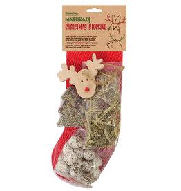 Rosewood Christmas Naturals Small Animal Christmas Stocking