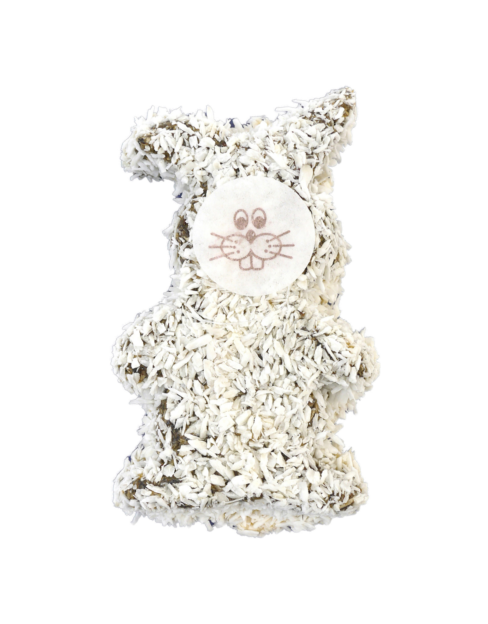 Rosewood Christmas Naturals Small Animal Winter Snow Bunny 90g