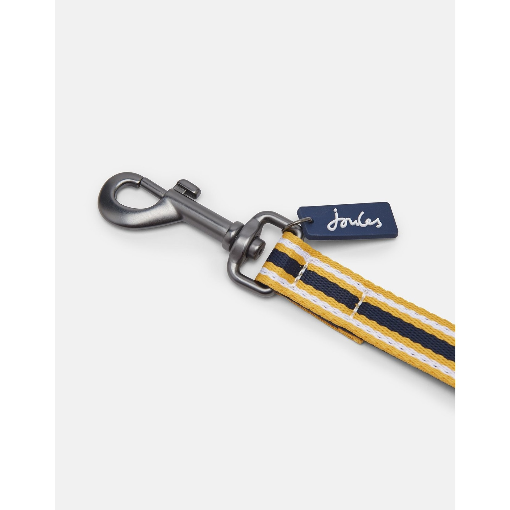Joules Coastal Collection Navy Striped Dog Lead 1.9 x 102cm