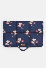 Joules Floral Collection Travel Dog Blanket Mat 91x68cm