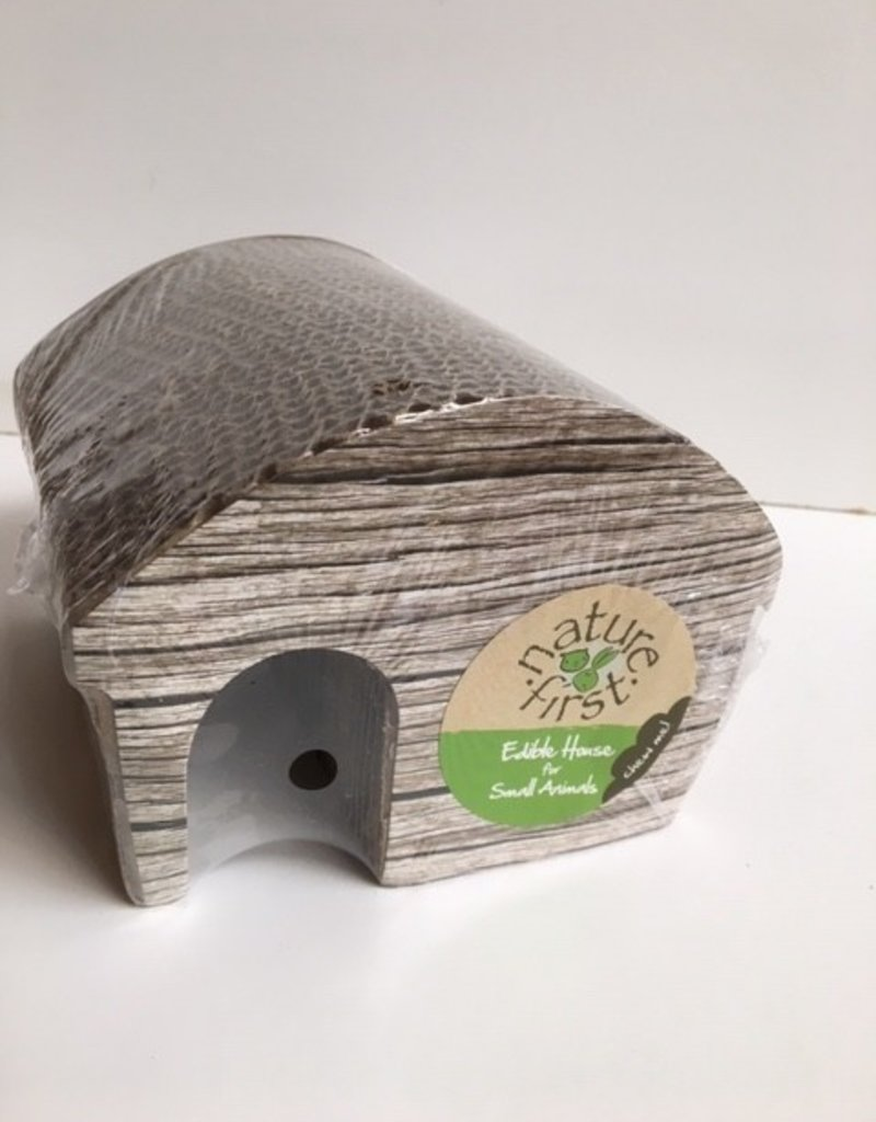 Happy Pet Natures First Country Cabin Small Animal Toy