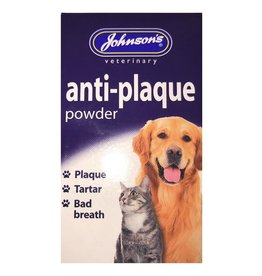 Johnsons Veterinary Anti Plaque Powder 70g