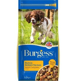 Burgess Adult Dog Food, Chicken 15kg