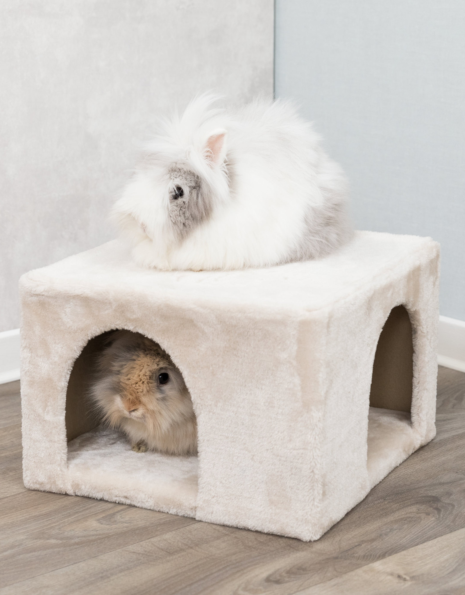 Trixie Plush Cuddly Cave for Rabbits and Guinea Pigs