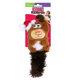 KONG Christmas Cat Kickeroo Reindeer
