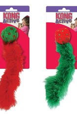 KONG Christmas Wild Tails Assorted Colours