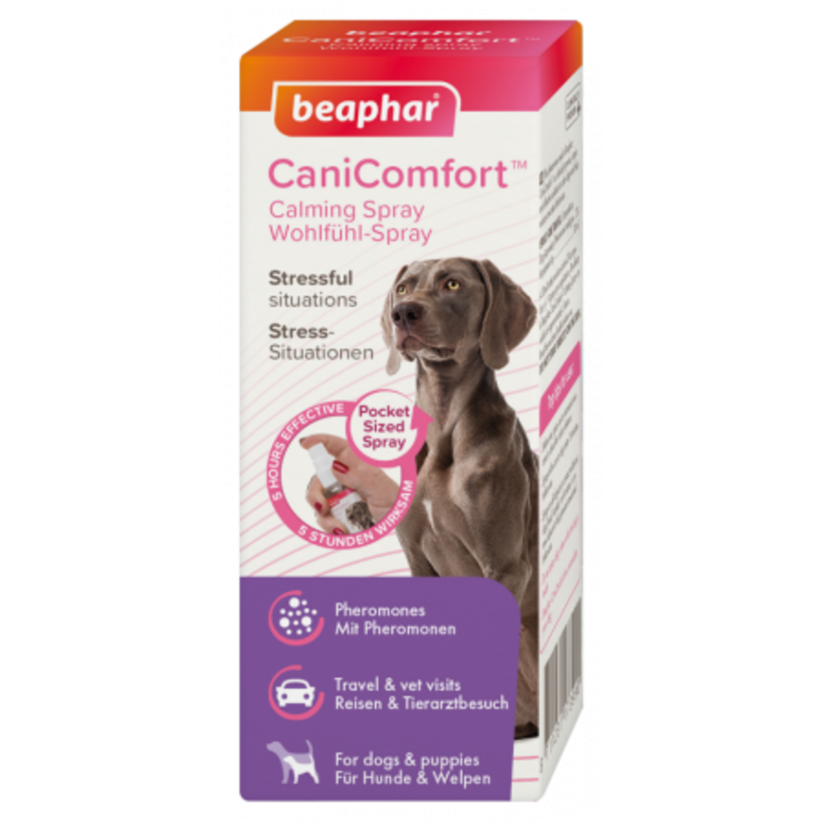 Beaphar CaniComfort Dog Calming Spray, 30ml
