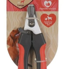 Rosewood Manicure Nail Clipper, Large