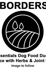 Borders Essentials Dog Food Duck & Rice with Herbs & Joint Pack 15kg