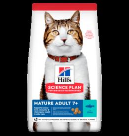 Hill's Science Plan Feline Mature Adult 7+ Dry Cat Food Tuna 1.5kg