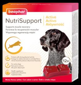Beaphar NutriSupport Active Dog Supplement, 12 pack