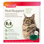 Beaphar NutriSupport Kidney Cat Supplement, 12 pack