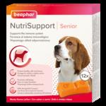 Beaphar NutriSupport Senior Dog Supplement, 12 pack