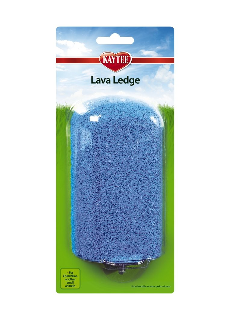 Kaytee Lava Ledge for Chinchillas and other Small Animals