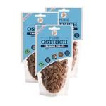 jr pet products Ostrich Training Dog Treats, 85g