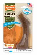 Nylabone Antler Alternative Chicken Flavour Large Puppy Chew Treat