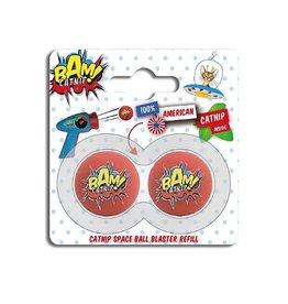 BAM Catnip Gun Cat Toy Refill Balls
