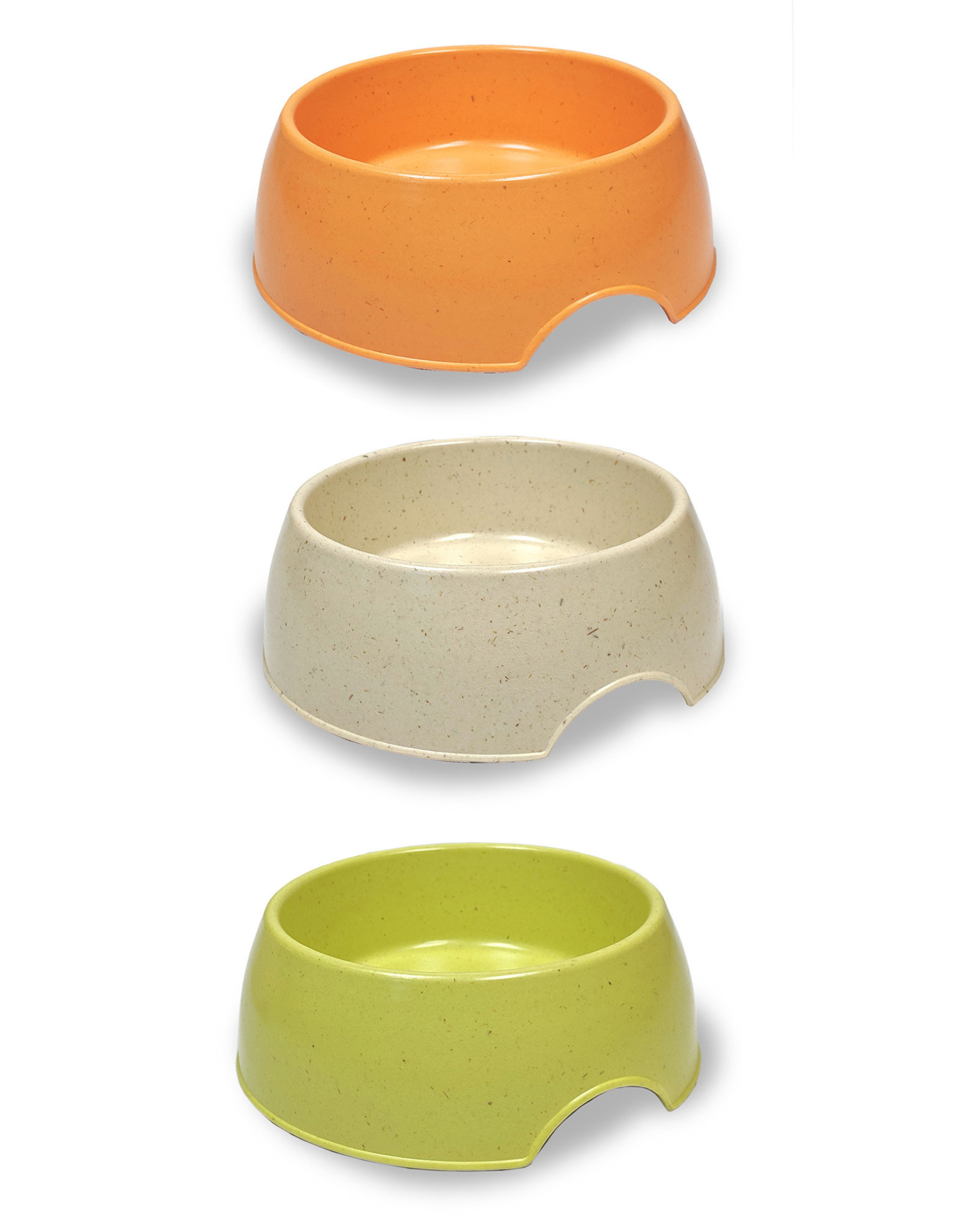 Ancol Bamboo Cat & Dog Bowl 17cm
