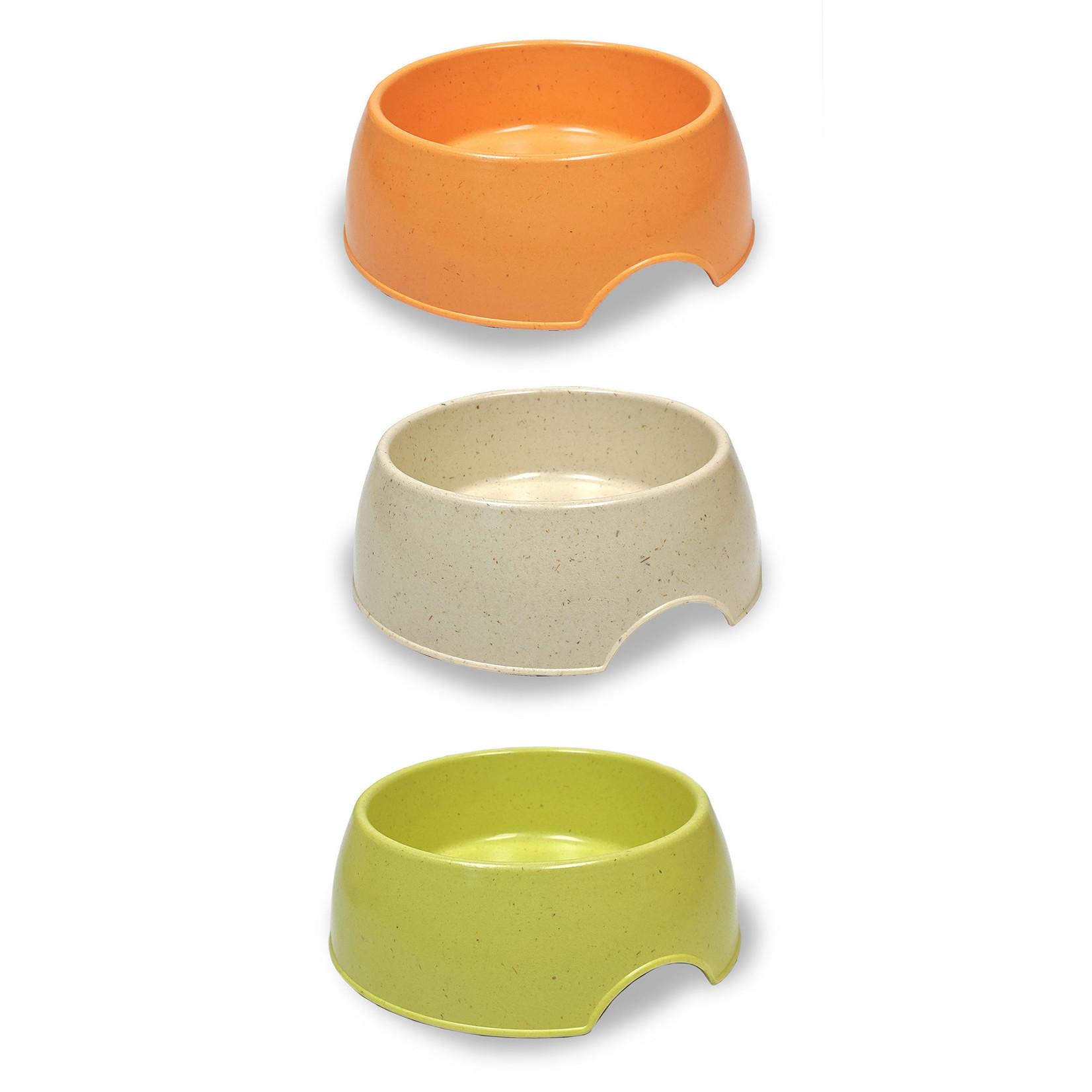 Ancol Bamboo Cat & Dog Bowl 17cm