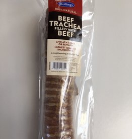 Hollings Beef Trachea filled with Beef Natural Dog Treat