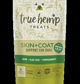 True Hemp Skin & Coat Grain Free Poultry Dog Treats, 50g