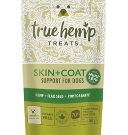 True Hemp True Hemp Skin & Coat Treat for Dogs 50g
