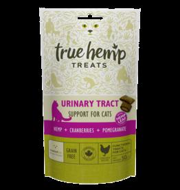 True Hemp Urinary Tract Grain Free Chicken Cat Treats, 50g