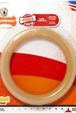 Nylabone Original Dura Chew Ring Dog Toy, Large/Giant