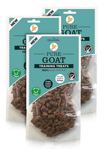 jr pet products Pure Goat Training Dog Treats 85g
