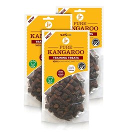 jr pet products Pure Kangaroo Training Dog Treats, 85g