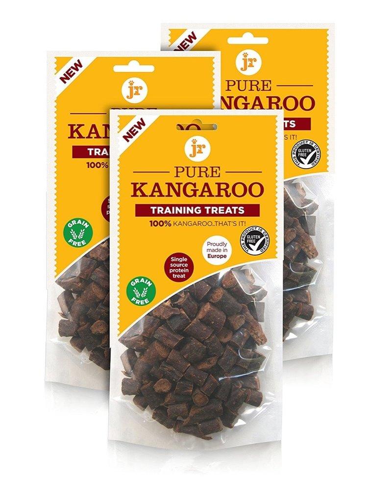 jr pet products Pure Kangaroo Training Dog Treats 85g