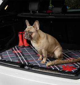 Pet Rebellion Boot Mate Mat, Tartan 67x100cm
