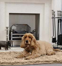 Pet Rebellion Snug Rug Luxury Pile Pet Blanket in Brown, 67 x 100cm