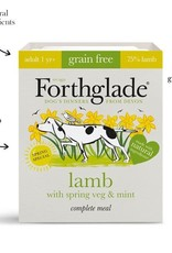 Forthglade Complete Adult Lamb With Spring Veg & Mint Grain Free Wet Dog Food 395g
