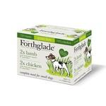 Forthglade Complete Grain Free Chicken & Lamb  Adult  Wet Dog Food, 150g, 4 pack