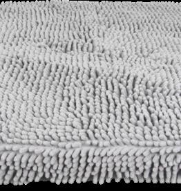 Snug & Cosy Noodle Mat Memory Foam Dog Bed, Grey
