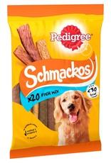 Pedigree Schmackos Dog Treats With Fish 20 Stick