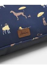Joules Coastal Collection Dog Print Mattress Dog Bed
