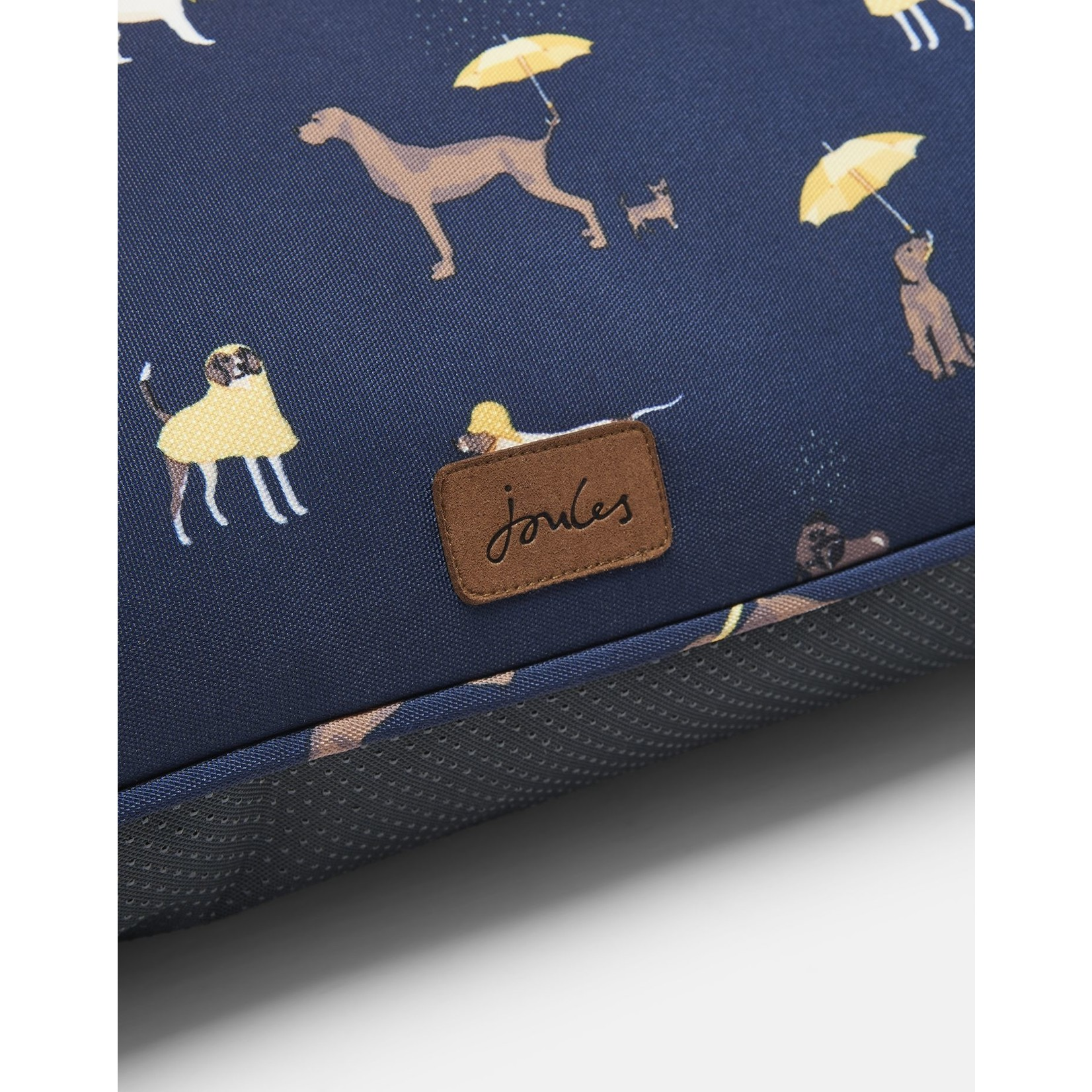Joules Coastal Collection Dog Print Mattress Dog Bed