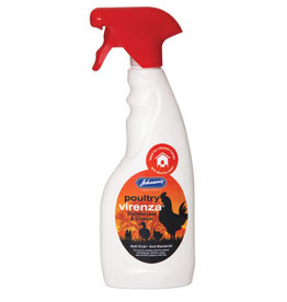 Johnsons Veterinary Virenza Poultry Disinfectant