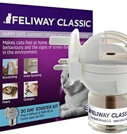 Feliway Classic Diffuser Starter Pack 48ml