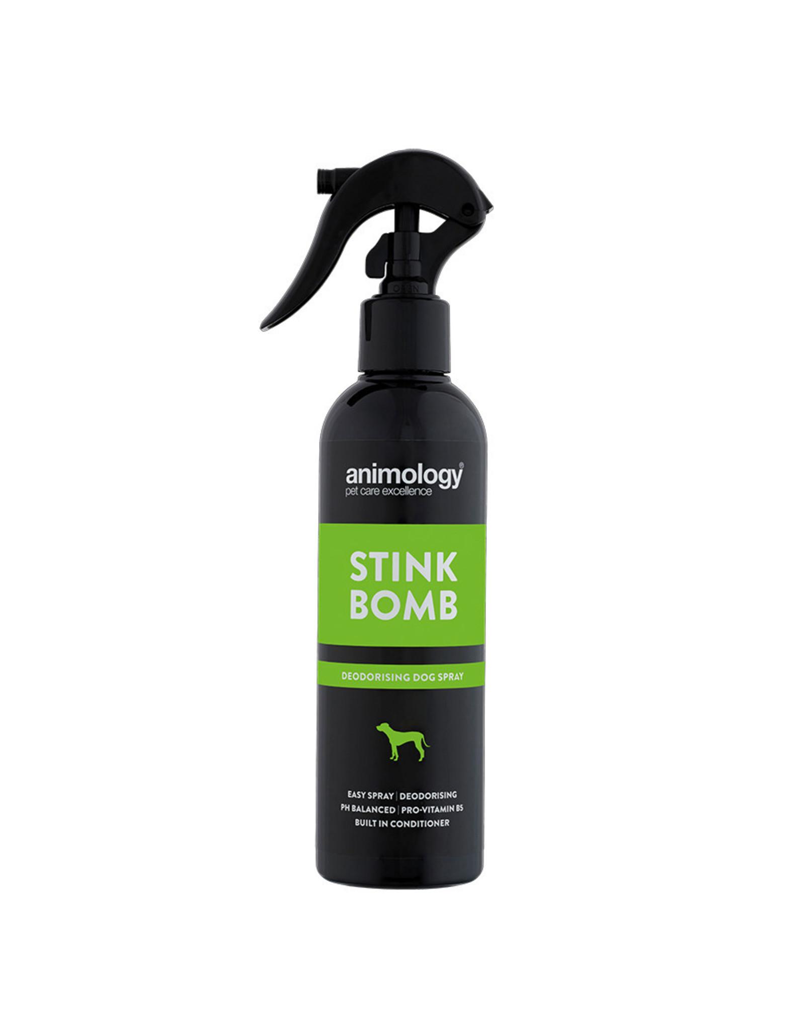 Animology Stink Bomb Refreshing Dog Spray, 250ml