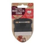 Rosewood Mini Flea Comb
